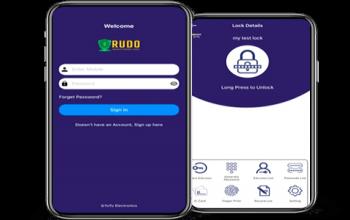 Rudo Smart Lock